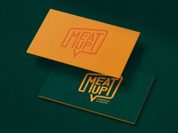 Meat Up | Brand Identity