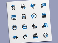 Shopping & Ecommerce Icons