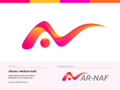 AN Letter Logo