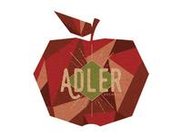 Adler Hard Apple Cider