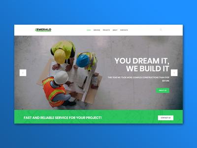 Emerald Website
