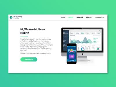 Motivve Website