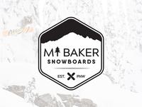 Mt. Baker Snowboards