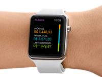 Nubank Apple Watch - App