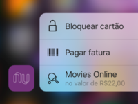 3D Touch: Quick Actions