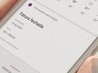 Google Now Card