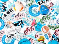 Affirm stickers