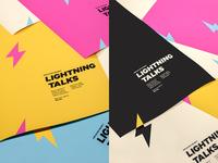 Lightning Talks prints