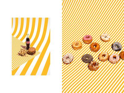 Affirm Picnic 2019 print branding pattern photograhy art direction
