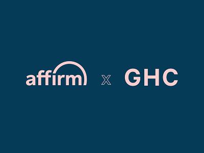 Grace Hopper Conference 2019 logo vector typography design branding art direction