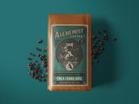 Alchemist Coffee Packaging