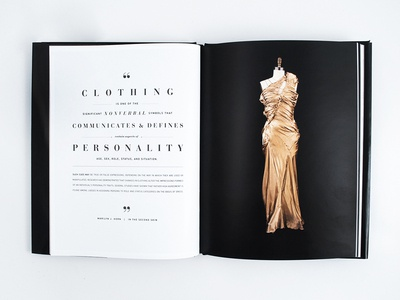 Art of Design Exhibition Catalog layout design costume design fashion photography typography design layout publication