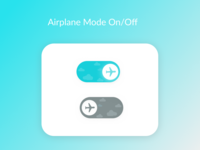 On/Off switch #015 Daily UI
