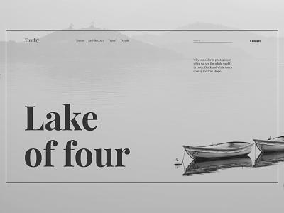Minimal Ui grey design flat landing page type typography interface swiss website web ux ui minimalism minimal minimal ui