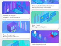 Bolt — illustrations, blogs, and ads online ads campaign design digital ads advertisment advertisement design color branding isometric illustration blog header blogs ads