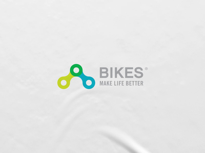Bikes Make Life Better - 10 Year Logo Animation bike animation anniversary animation design brand animation brand design branding logo animation animation