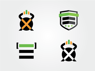 Fitness Tracking Icons