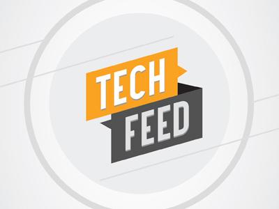 Tech Feed Logo