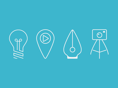 Workflow Process Icons