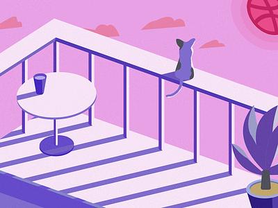 New Shot - 11/13/2018 at 09:17 AM cat illustration illustration