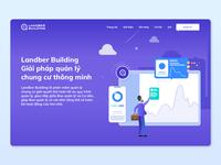 Landber Building Landing page
