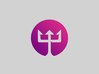 Trident Logo Concept