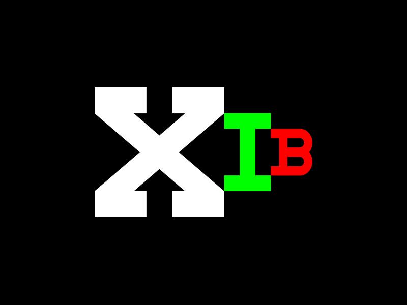 Xib Magazine Logo Design By Charles Landriault Dribbble