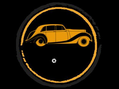 Automobile photography logo