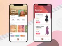 Designer/Modeling Shop App