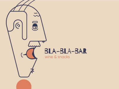 Logo for Bla-bla-bar