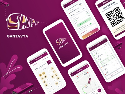Gantavya  Dribbble