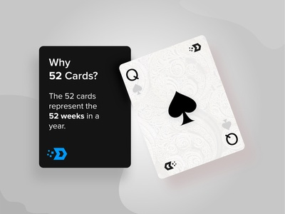 Cards showing the originality behind their existence.