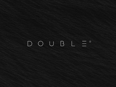 Double Conception logo design conception d text