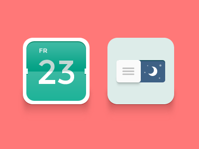 icons flat clean simple calendar couple setting icon