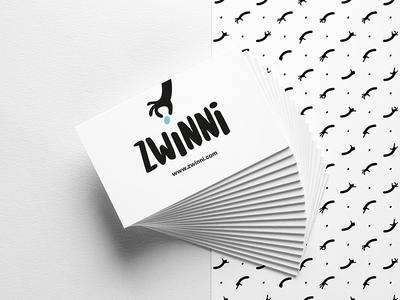 Zwinni business cards