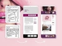 Womanizer - Blog Creation