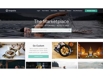 Snapwi.re ecommerce web development webdesign design web design ui  ux