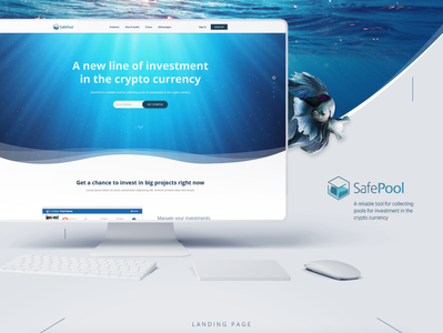 Web Design Proposal for SafePool
