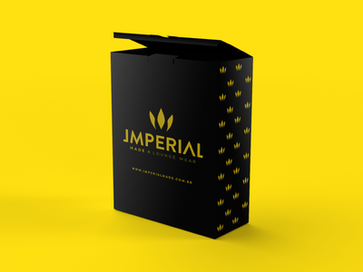 Imperial Made Identity clothing clothes menswear store fashion packing identity brand branding design