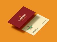 Laggio Business Card