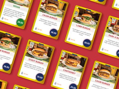 Chubby's Sports Bar Menu Stickers burger sports bar menu sticker design stickers sticker brand branding identity design