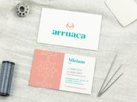 Arruaça Business Card