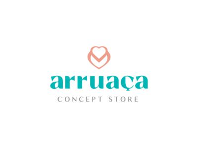 Arruaça Logo plus size logo brand fashion branding identity design