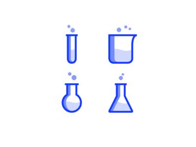 Chemistry - Icon Design Excercise