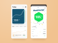 Algorithmic trading app
