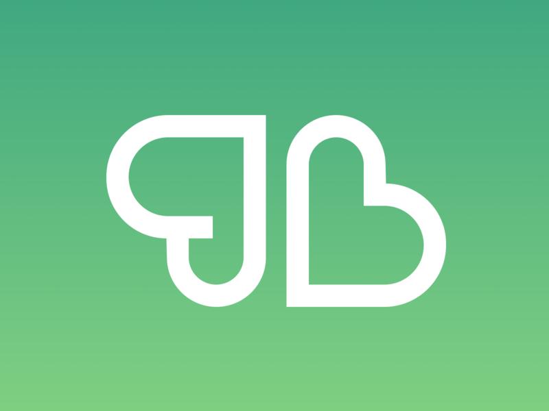 GratiBoard Logo minimal flat design branding logo