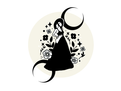 Folk Priestess