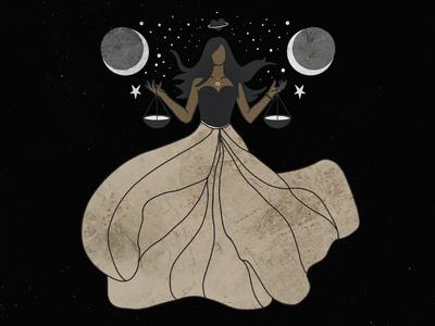 Libra Woman