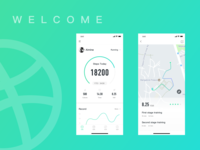 Welcome Dribbble Sport