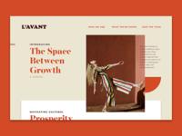L'AVANT Blog Study